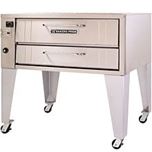 "Bakers Pride 251 43"" Depth single deck Gas Oven"