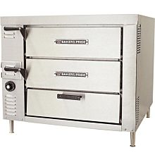 Bakers Pride GP-52 double deck Gas Oven