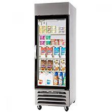 "Beverage Air HBF23-1-G 27"" Glass Door Reach-In Freezer"