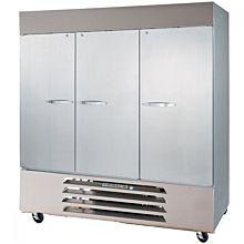 """Beverage Air HBF72-1 75"""" Solid Door Reach-In Freezer"""