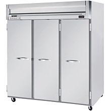 Beverage-Air HF3-5S Horizon Series 78 inch Solid Door Reach-In Freezer
