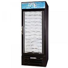 Beverage Air MMF27-1-B-ICE 1 Door Ice Merchandiser