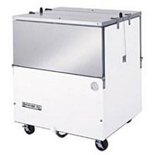 Beverage-Air ST34N-W 34 inch White 2-Sided Cold Wall Milk Cooler