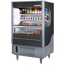Beverage-Air VM7-1-W VueMax 35 inch White and Gray Air Curtain Merchandiser
