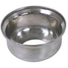"""BK Resources BK-DAB 6-1/2"""" Diameter x 3-1/4""""H Floor Drain Bowl"""