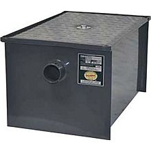 BK Resources BK-GT-100 100 lb Grease Trap Interceptor 50 Gallons Per Minute