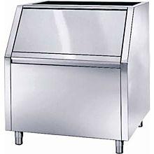 "Brema BIN200 34"" 440 lb. Ice Storage Bin, Stainless Steel Exterior"
