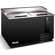 """Migali C-HBC50 50"""" Refrigerated Horizontal Bottle Cooler"""