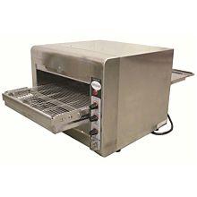 """Omcan CE-TW-0356 19"""" Conveyor Oven w/ 14"""" Conveyor Belt"""