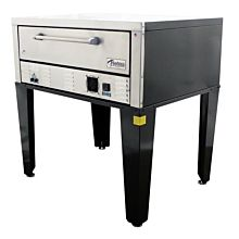 Peerless Oven CE41BE Deck-Type Electric Bake & Roast Oven