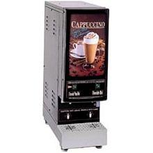 Cecilware 4K-GB-LD 4 Flavor Cappuccino Machine w/ (4) 4 lb Hoppers, 120v