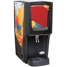 "Cecilware C-1S-16 12.5"" G-Cool Pre-Mix Cold Beverage Dispenser w/ (1) 5 gal Bowl, 120v"