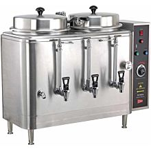 Cecilware FE100N Twin 3 Gallon Urn, Solid State