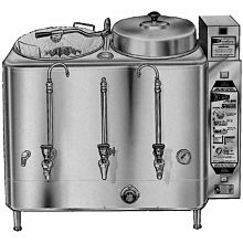Cecilware FE200 Twin 6 Gallon Urn, Solid State