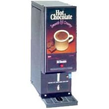 Cecilware GB1HC-CP Hot Chocolate Dispenser w/ (1) 6 lb Hopper, 120v