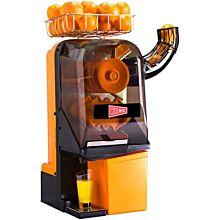 Cecilware JX15MC Manual-Feed Automatic Orange Juicer - 15 Oranges/Min, 120v
