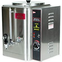 Cecilware ME10EN 120v 10 gal Hot Water Boiler w/ Automatic Refill - Stainless