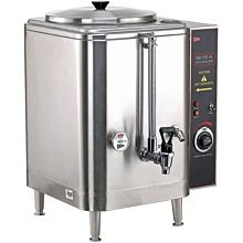 Cecilware ME15EN 240v/1ph 15 gal Hot Water Boiler w/ Automatic Refill - Stainless