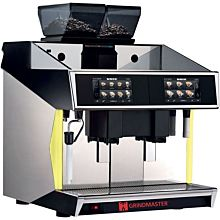 Cecilware STP DUO MILK Super Automatic Espresso Machine w/ 2 Groups & 1.66 gal Boiler, 230v/1ph
