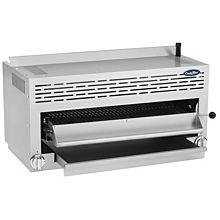 """Atosa CookRite ATSB-36 36"""" Gas Infrared Salamander Broiler - 43,000 BTU"""