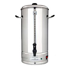 Prepline PCP15 Stainless Steel Coffee Urn Percolator, 63 Cups