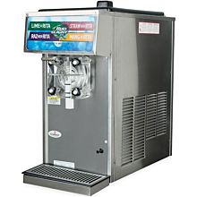 "Crathco 3311 13"" 3000 Series Frozen Drink Machine w/ (1) 1.5 gal Hopper - Stainless, 120v"
