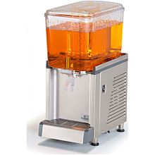 "Crathco CS-1D-16-S 10.5"" Pre-Mix Cold Beverage Dispenser w/ (1) 4.75 gal Bowl, 120v"