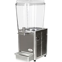 "Crathco D15-3 10"" Pre-Mix Cold Beverage Dispenser w/ (1) 5 gal Bowl, 115v"