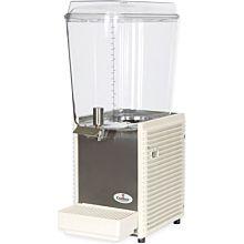 "Crathco D15-4 10"" Pre-Mix Cold Beverage Dispenser w/ (1) 5 gal Bowl, 115v"