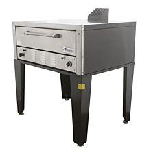 Peerless Oven CW41P Deck-Type Gas Pizza Oven - 60000 BTU