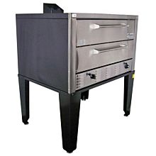 Peerless Oven CW61B Deck-Type Gas Bake & Roast Oven - 60000 BTU