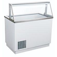 """Coldline DPC47 47"""" Ice Cream Dipping Cabinet - (8) Tub Capacity"""