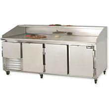 "Leader DR96 96"" Refrigerated Dough Retarder Table"