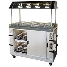 Old Hickory DW-40 Commercial Display Warmer, Electric