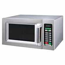Winco EMW-1000ST Spectrum Commercial Stainless Steel Touch Control Microwave