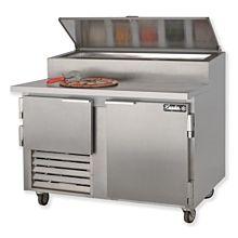 "Leader ESPT60 60"" Refrigerated Pizza Prep Table"