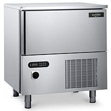 "Eurodib BCB-05US-230V 34"" 230V Blast Chiller / Freezer with 5 Shelves - 5 Cu. Ft."