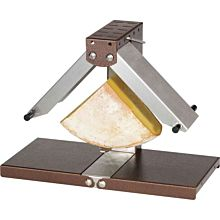 Eurodib BREZ02 Raclette Machine for 1/2 Block of Cheese, 120v