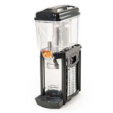 Eurodib CD1J Cofrimell Juice Dispenser w/ (1) 3 Gallon Polycarbonate Tank