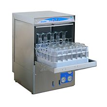 Eurodib DSP3 High Temp Rack Undercounter Glass Washer, (30) Racks/hr, 208-240v/1ph