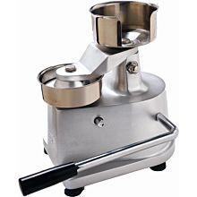 "Eurodib HF130 Hamburger Press, 5"" Diameter, Countertop"