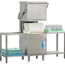 Eurodib L25EKDPS - Lamber Dishwasher, Upright Type, (60) Racks/Hour, Drain Pump