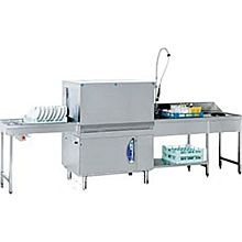 Eurodib M115EK - Lamber Dishwasher, Conveyor Type, (70) Racks/Hour, 12 Kw Booster