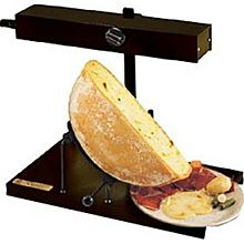 Eurodib RACL02 - Raclette Machine, 1/2 block of cheese