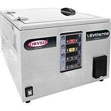 Eurodib SV-THERMO TOP - Sous-Vide Cooking Bath, 7.5 liter