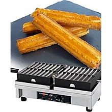 "Eurodib WECDVAAS - Churro Maker, 16 churro capacity, 4.4""W x 7""D x 1""H cooking iron"