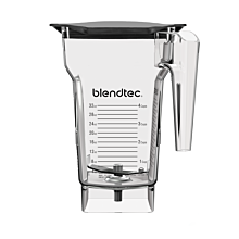 Blendtec 40-609-61 Commercial FourSide Blender Jar with Soft Lid