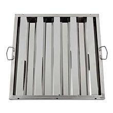 "Global FSS2025 25"" Commercial Stainless Steel Range Hood Grease Filter"