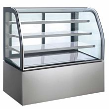 """Omcan 48"""" GL840 Refrigerated Food Display Case"""
