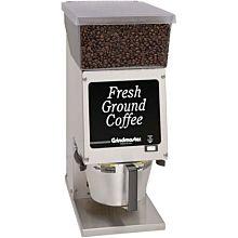 Grindmaster 190SS Coffee Grinder w/ (1) 6 lb Hopper & Adjustable Grind Settings, 115v
